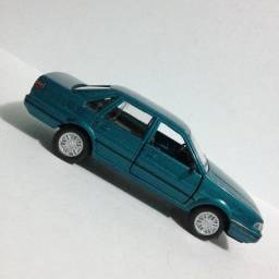 Santana 1996 Miniatura Colecionador azul Turquesa