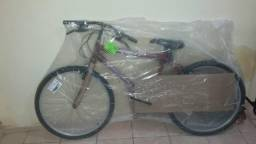 Bicicleta nunca usada