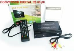 Conversor digital Full HD (novo)zap