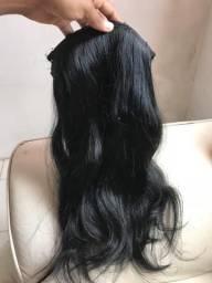 Tela de cabelo humano 60cm