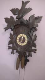 Relógio cuco de parede, original,