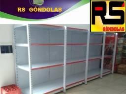 Raccks Cereais, Painel Canaletado,Ganchos ,Palletes e Mine Palletes