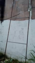 Estrutura metálica para fachada de loja