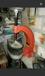 Máquina de remendo