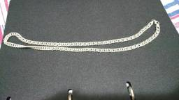 Cordão prata Italiana 925