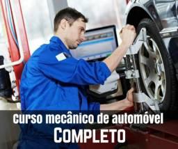 Mecânica de Automóveis Completo - Academia do mecânico