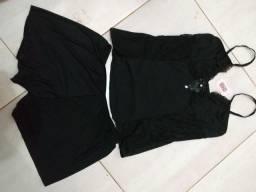 Vendas de lingeries e camisolas