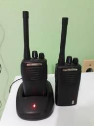 Vendo dois radio comunicadores 4km de distancia abell