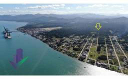 Terreno à venda, 288 m² por r$ 500 - bahamas i - itapoá/sc
