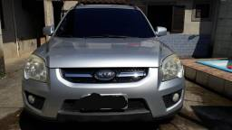 SPORTAGE GNV muito TOP; manual, chave reserva, etc - 2009