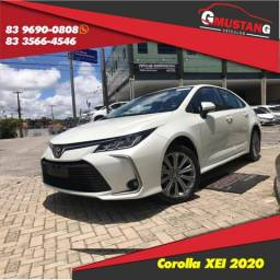 NOVO COROLLA XEI 2020 (GMustang Veículos) - 2019
