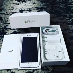 IPhone 6 de 16 gb vendo ou troco completo