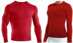 e39693c3c436a (Qualidade e Conforto)Camisa Térmica Segunda Pele Praia