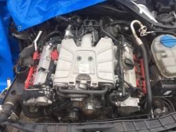 Motor parcial Audi A7 3.0T Quattro 2012