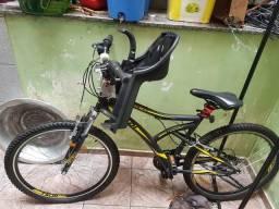 Bicicleta Caloi comprada ano passado troco por coisas de bebê