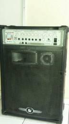 Caixa Anplificada Profissional MP 3000 BT