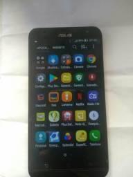 Caixa de som + celular zenfone 2