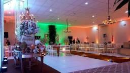Casa de festa - Locação de espaço climatizado para festas e eventos