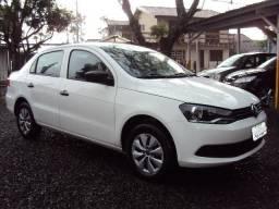 Vw - Volkswagen Voyage sedan 1.0, único dono!!! - 2015