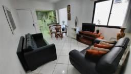 Excelente apartamento 2 quartos (1 suíte) + dependência de empregada