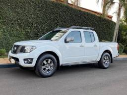 FRONTIER 2016/2016 2.5 SV ATTACK 4X4 CD TURBO ELETRONIC DIESEL 4P AUTOMÁTICO