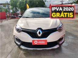 Renault Captur 1.6 16v sce flex zen manual - 2019