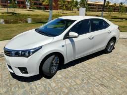 Corolla XEI Branco Perolizado - 2016