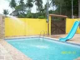 Final de semana 600,00 Forte Orange com piscina