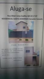 Aluguel casa Santa Edwirges senador caned
