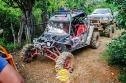 Gaiola 4x2 Tatu Off Road - 2018