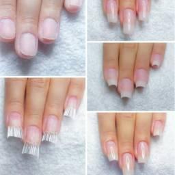 Curso de unhas de gel, manicure e pedicure, estética, Salão de beleza