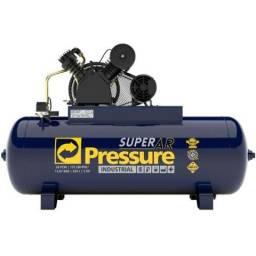 Compressor Super Pressure 20P 200L 175LB 5HP Trifásico