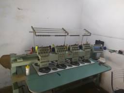 Máquina de Bordar Industrial Tajima