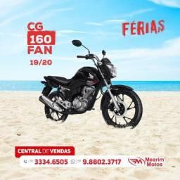 Honda Cg 160 Fan - Ano 2020 - 2018