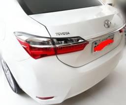 Corolla XEI Branco Pérola particular - 2019