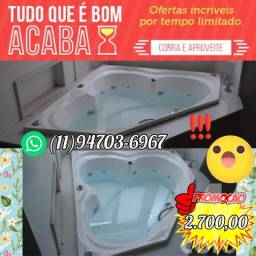 Banheiras de Canto Promoção