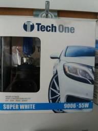 Lâmpada super branca 9006