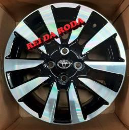 Jogo de Rodas Toyota Etios - R81 - KR - ARO15