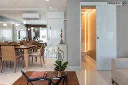 TA: Apartamento no Jardins com 131m, todo no fino Acabamento, tudo de bom gosto.