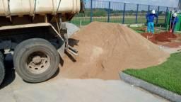 Areia direto do faina