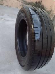 Vendo pneus Goodyear 185/65/15 meia vida