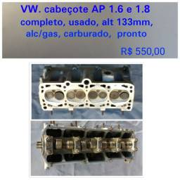 Cabeçote VW Ap 1.6 e 1.8