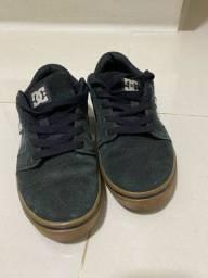 Tênis DC shoes skatista