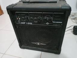 Caixa de som amplificada MF100