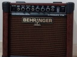 Amplificador Behringer Ultracoustic AT108