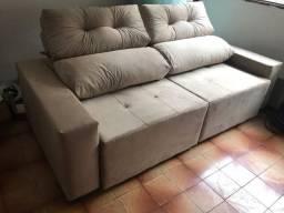 Venha conferir  sofá retrátil  e reclinável