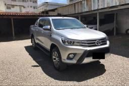 Toyota Hilux 2.8 Srx 4x4 Cd 16 v Disel 4p Aut. 2018/2018