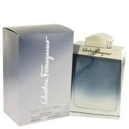 Perfume Masculino Subtil Salvatore Ferragamo 100ml Original importado