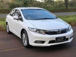Honda - Civic LXL 1.8 Aut 2012