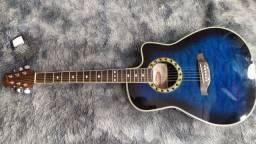 violão Stagg modelo ovation